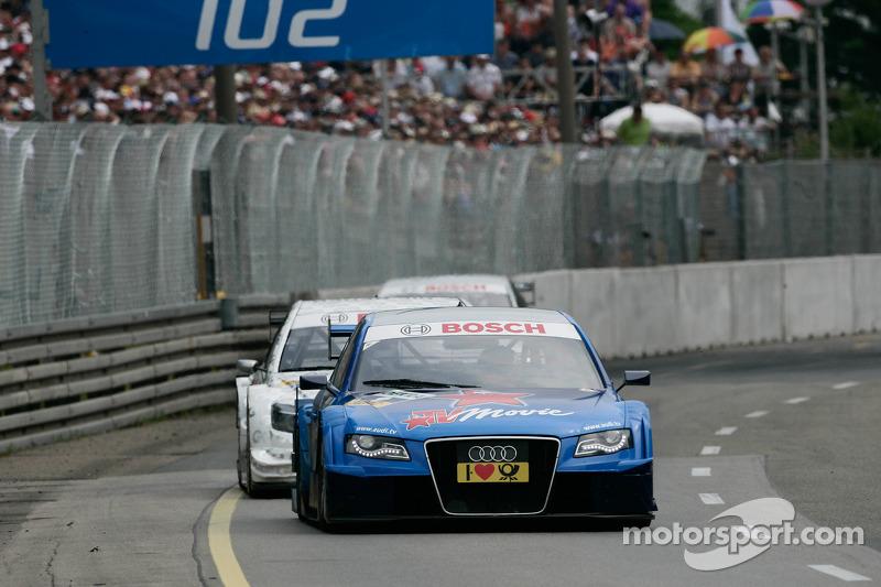 Alexandre Prémat, Audi Sport Team Phoenix Audi A4 DTM