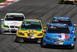 Yvan Muller, Chevrolet, Chevrolet Cruze LT, Gabriele Tarquini, SR - Sport, Seat Leon 2.0 TDI
