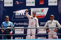 Yvan Muller, Chevrolet, Chevrolet Cruze LT, Tiago Monteiro, SR - Sport, Seat Leon 2.0 TDI, Gabriele