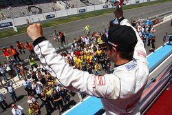 Tiago Monteiro, SR - Sport, Seat Leon 2.0 TDI podium