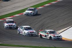 Mehdi Bennani, Wiechers Sport, BMW 320si