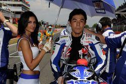 Wataru Yoshikawa, Fiat Yamaha Team