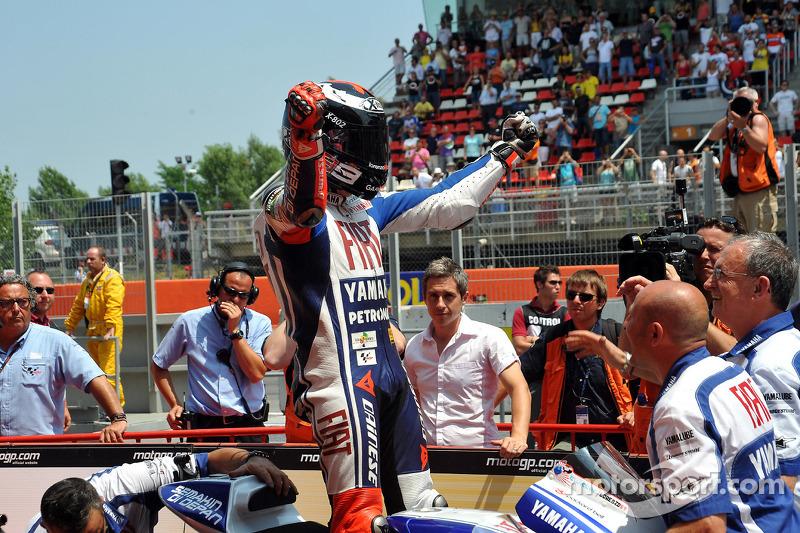 10º- GP de Catalunya 2010, Yamaha