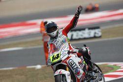 Randy De Puniet, LCR Honda MotoGP finishes 4th
