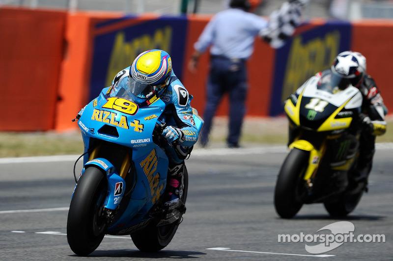 2010 - MotoGP (Suzuki)