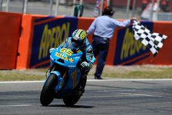 Loris Capirossi, Rizla Suzuki MotoGP finishes 7th