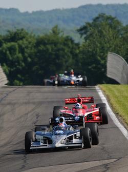 Рафаэль Матос, Dragon Racing и Дарио Франкитти, Target Chip Ganassi Racing