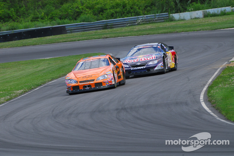 Ryan Gifford et Cole Whitt