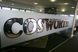 Bezoek aan de Cosworth fabriek in Northampton