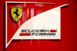 Nieuwe Scuderia Ferrari logo