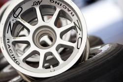ART Grand Prix wheels