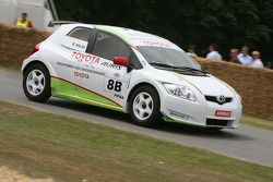 2010 Toyota Auris etros Trophee: Bertrand Balas