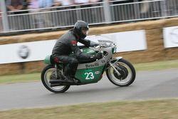 1967 Benelli 250 GP: Gunther Knuppertz