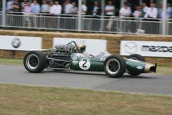 Brabham-Repco BT24 1967 года: Саймон Диффи
