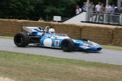 1969 Matra Cosworth MS80 (Jackie Stewart): Ron Maydon