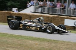 1978 Lotus Cosworth 79 (Ronnie Peterson): Dan Collins