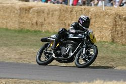 1962 Norton 30M: Glen English