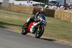 1984 Ducati TT2: Malcolm Wheeler