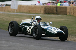 1960 Cooper Climax T53 Lowline (Bruce McLaren): Enrico Spaggiari