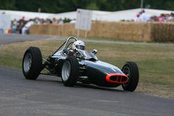 1962 BRM P578 (Richie Ginther): Yves Baldanza