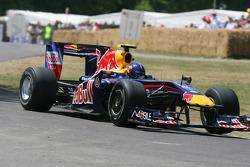 2009 Red Bull Renault RB5: Эдриан Ньюи