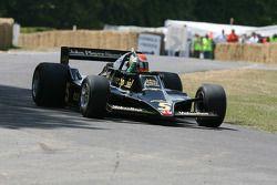 1978 Lotus-Cosworth 79 (Mario Andretti): Jarno Trulli