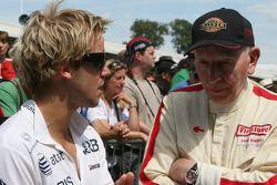 Sam Bird, John Surtees