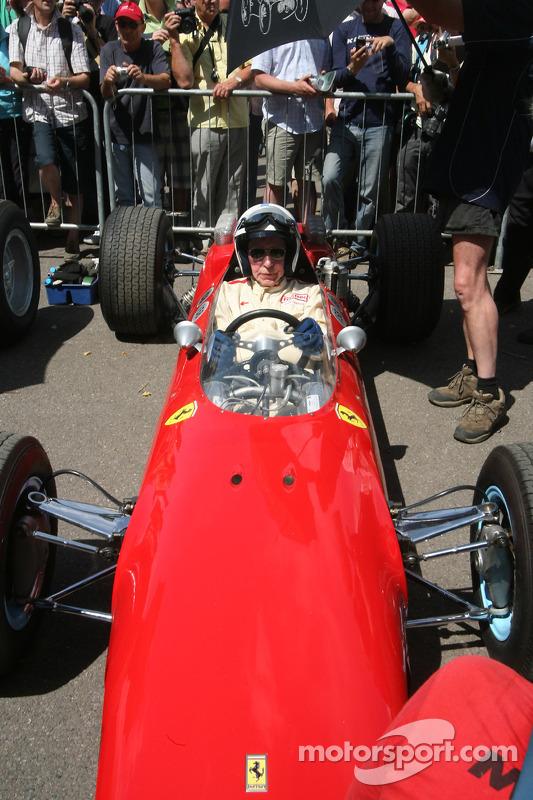 1964 Ferrari 158: John Surtees