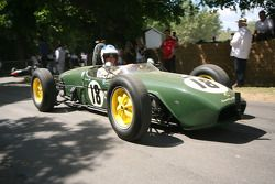 1960 Lotus Climax 18 (Jim Clark): John Chisholm