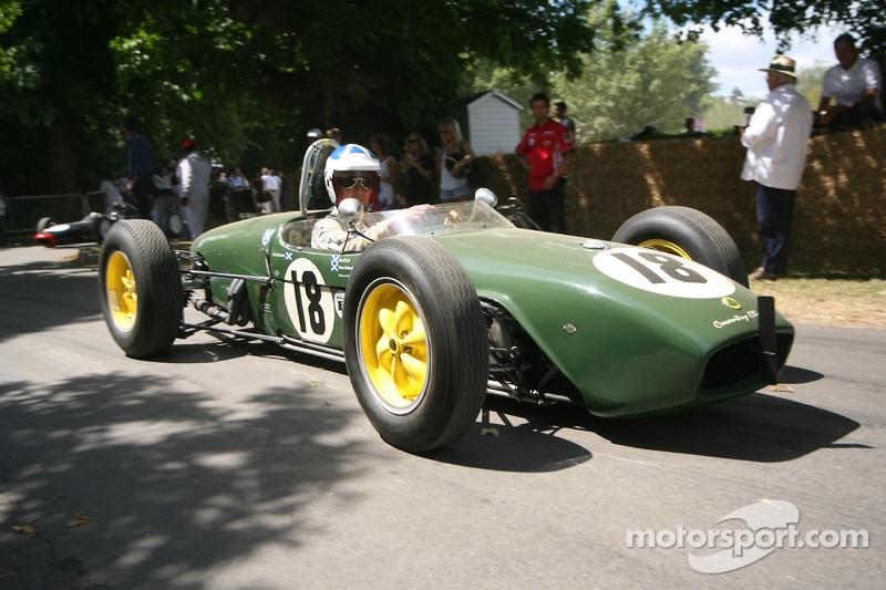 Première saison en Formule 1