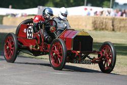 1910 Lancia Tipo 55 Corsa: Ken Pritchard-Jones