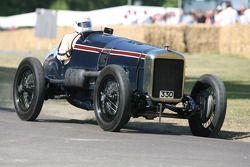 1923 Delage V12: Jonathan Proctor