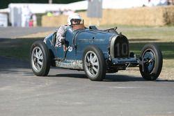1929 Bugatti Type 35C: Walter Rothlauf