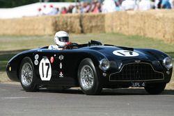 1952 Aston Martin DB3: Martin Melling