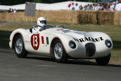 1952 Jaguar C Type: Will Stone