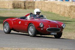 1954 Panhard 750 Sport Spider: Ralph Dolega