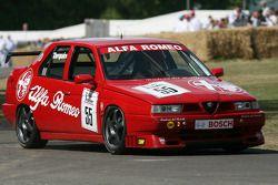 1994 Alfa Romeo 155TS: Jason Wdroite