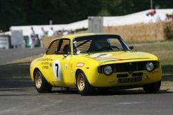1968 Alfa Romeo 1600 GTAM: Richard Frankel