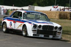 1976 Jaguar XJ12C Broadspeed: Chris Scragg