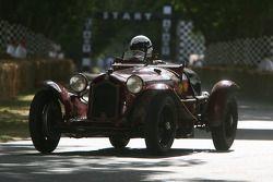 1933 Alfa Romeo 8C 2300 Monza: Klaus Werner