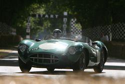1957 Aston Martin DBR2: Jaroslaw Pawluk