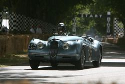 1949 Jaguar XK120: Neil Hadfield