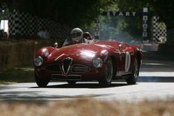 1953 Alfa Romeo 3000 Disco Volante: Christopher Mann