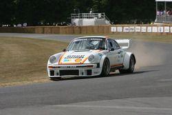1976 Porsche 934/5: Christopher Stahl