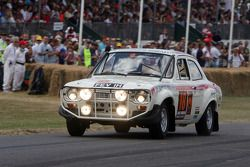 1970 Ford Escort Mk I World Cup: Colin Gray