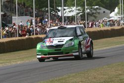 2010 Skoda Fabia S2000: Freddy Loix