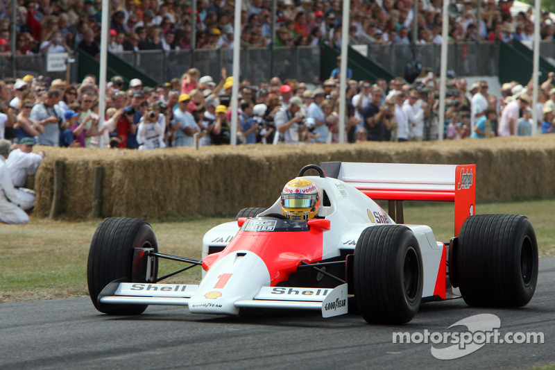 1986: McLaren MP4/2C
