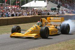 1989 Lotus Judd 101 (Satoru Nakajima): Steve Griffiths