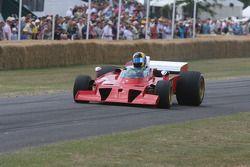 1972 Ferrari 312 B3S 'Spazzaneve': Lorenzo Prenina