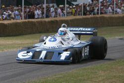 1976 Tyrrell Cosworth P34 (Patrick Depailler): Joe Twyman